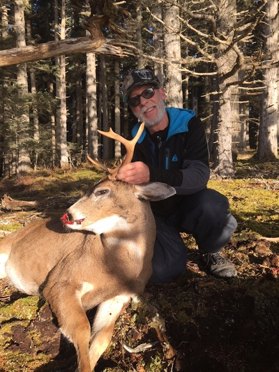 Sitka Blacktail Deer Hunts